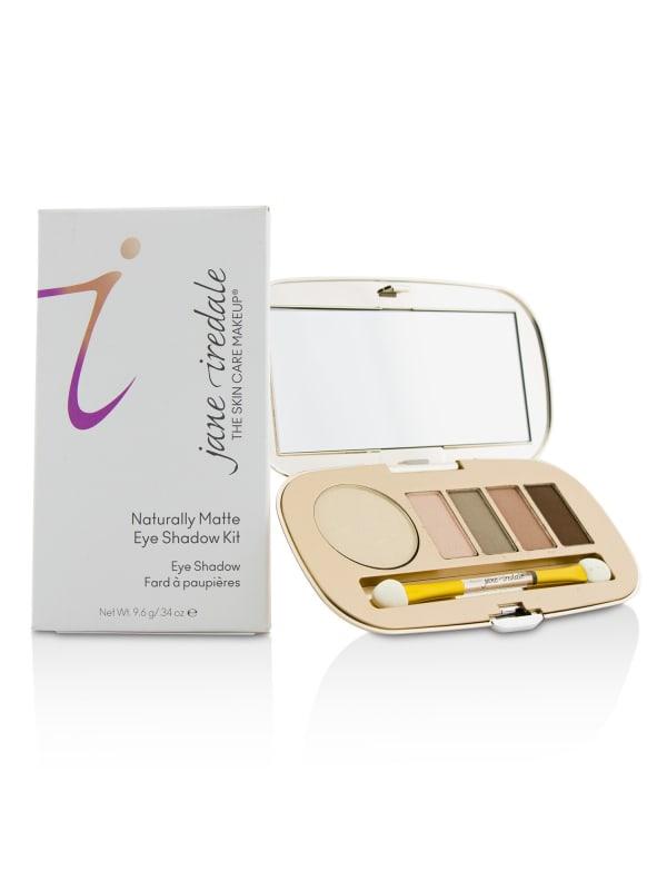 Jane Iredale Women's Naturally Matte Eye Shadow Kit Gloss