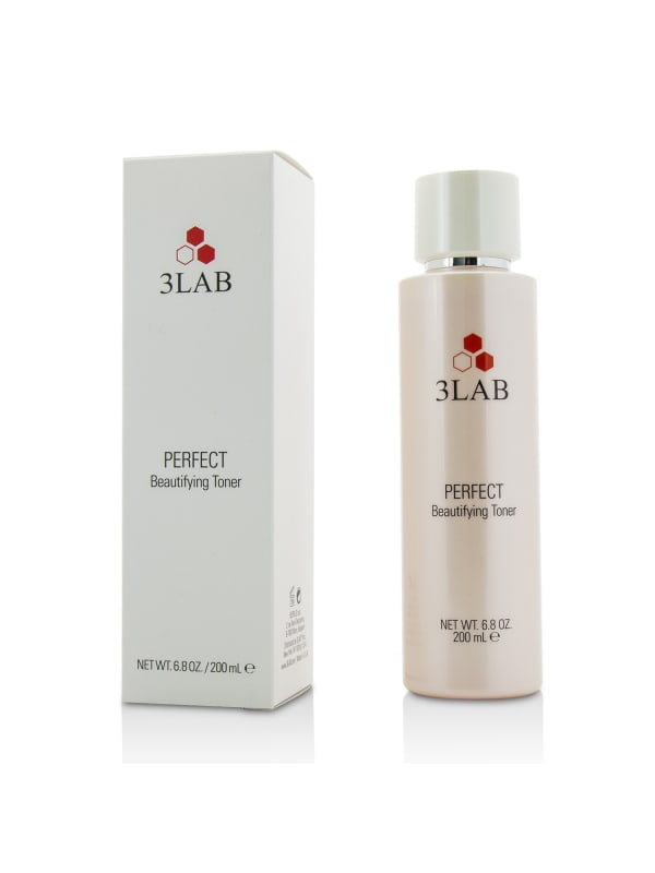 3Lab Women's Perfect Beautifying Toner Face - N/A - Front