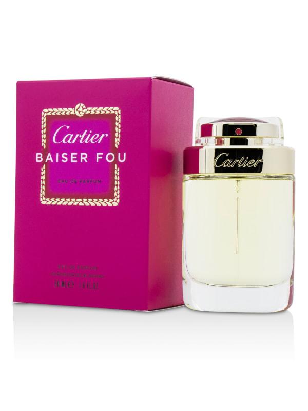 Cartier Women's Baiser Fou Eau De Parfum Spray - N/A - Front