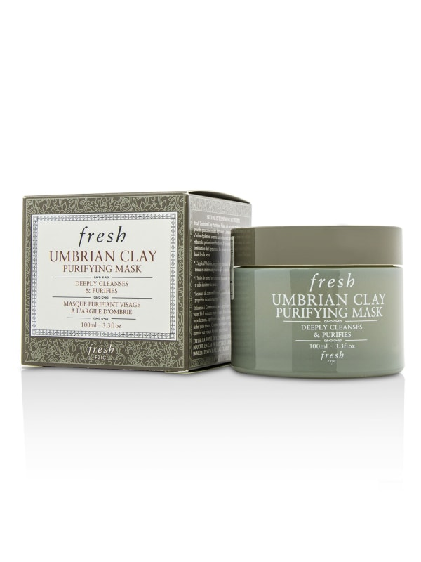 Fresh Women's For Normal To Oily Skin Umbrian Clay Purifying Mask
