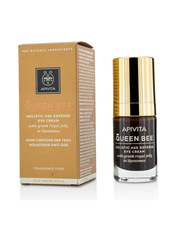 Apivita Women's Queen Bee Holistic Age Defense Eye Cream Gloss