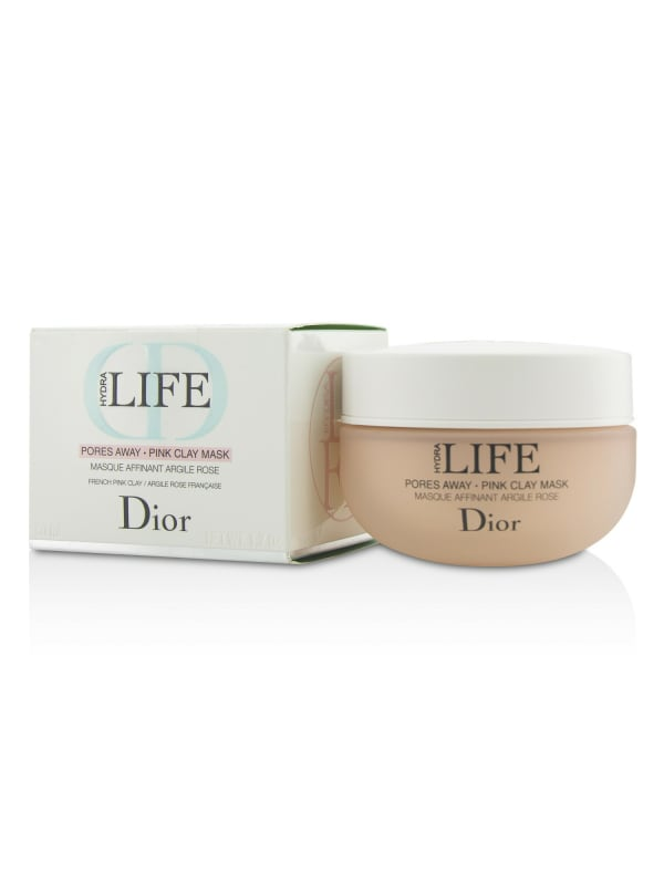 Christian Dior Women's Hydra Life Pores Away Pink Clay Mask