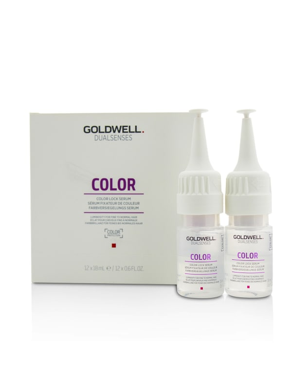 Goldwell Women's Dual Senses Color Lock Serum