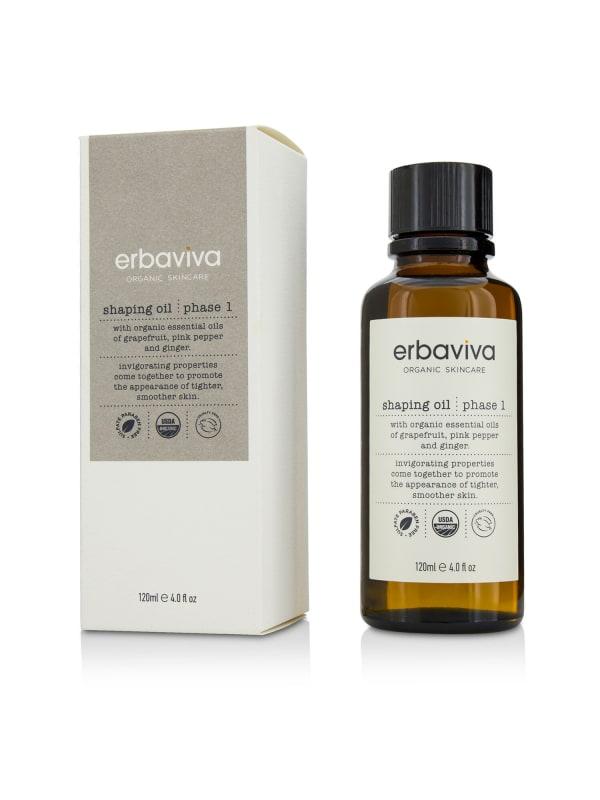 Erbaviva Women's Shaping Oil : Phase 1 Body Care Set