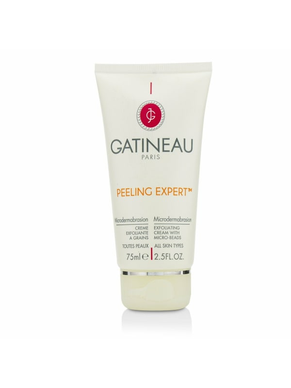 Gatineau Women's Peeling Expert Microdermabrasion Exfoliating Cream With Micro-Beads Exfoliator