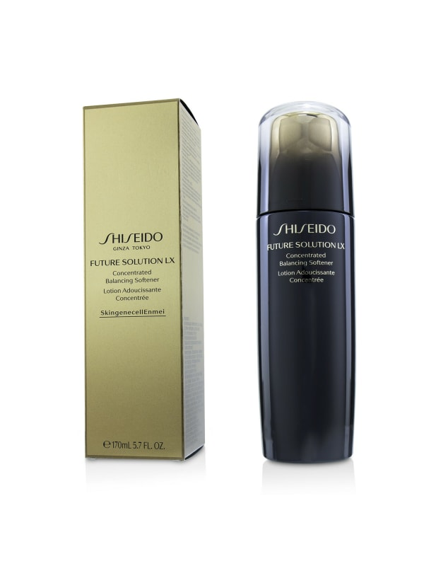 Shiseido Women's Future Solution Lx Concentrated Balancing Softener Face Toner