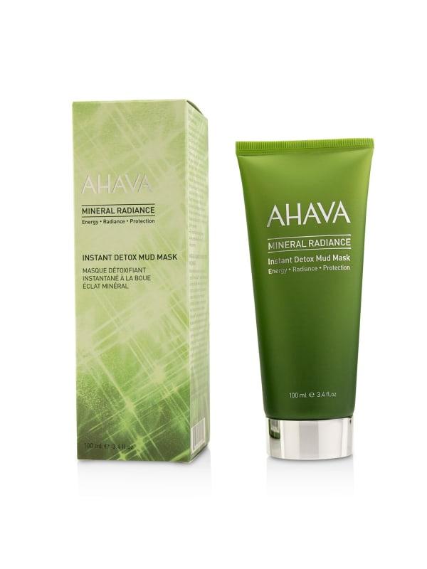 Ahava Women's Mineral Radiance Instant Detox Mud Mask
