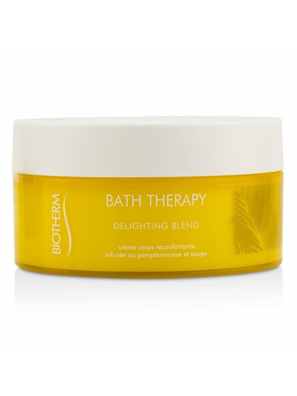 Biotherm Women's Bath Therapy Delighting Blend Body Hydrating Cream Care Set