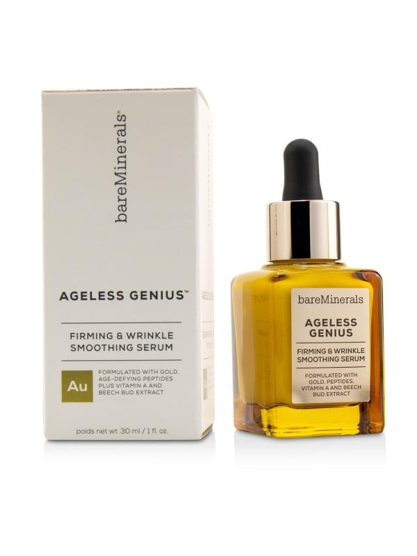 Bareminerals Women's Ageless Genius Firming & Wrinkle Smoothing Serum