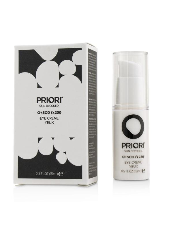 Priori Women's Eye Creme Q+Sod Fx230 Gloss