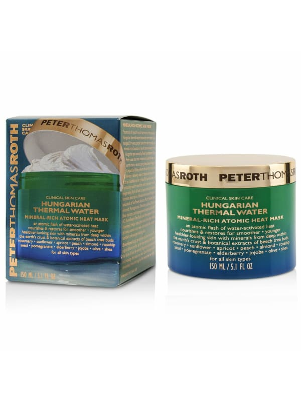 Peter Thomas Roth Women's Hungarian Thermal Water Mineral-Rich Atomic Heat Mask