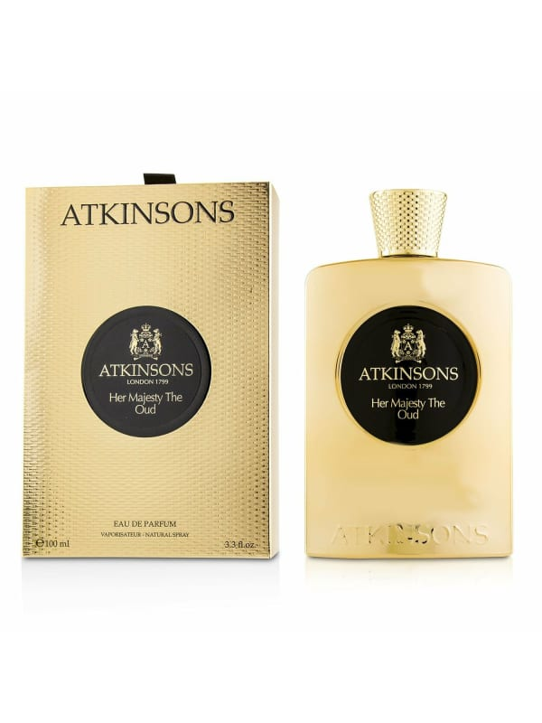 Atkinsons Women's Her Majesty The Oud Eau De Parfum Spray