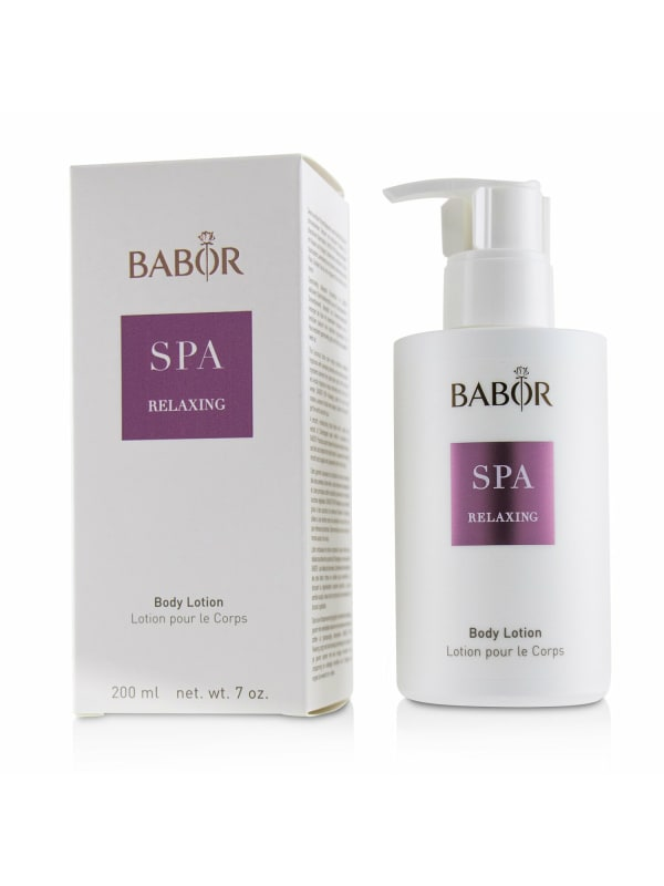 Babor Women's Spa Relaxing Body Lotion Care Set - N/A - Front
