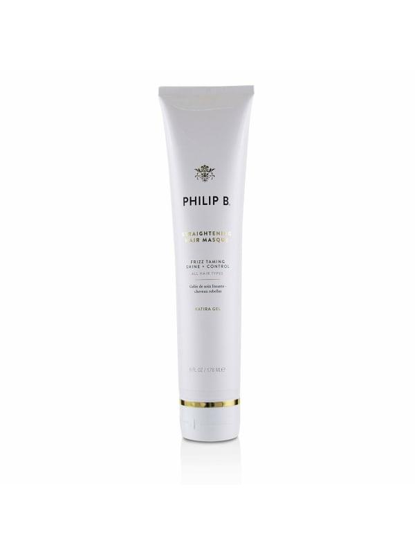 Philip B Women's All Hair Types) Straightening Masque Mask