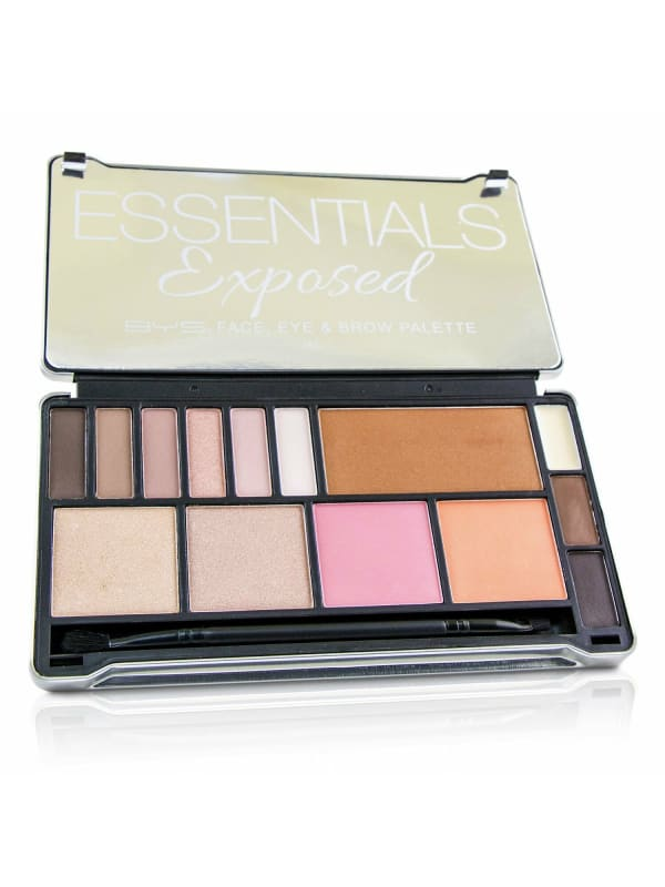 Bys Women's Essentials Exposed Palette Brush Set - N/A - Front