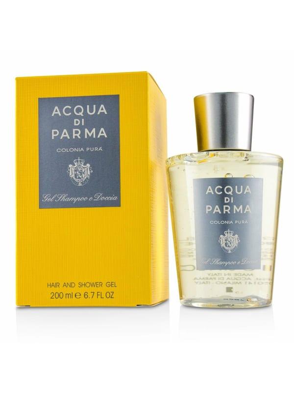 Acqua Di Parma Women's Colonia Pura Hair & Shower Gel Bath And Aids - N/A - Front
