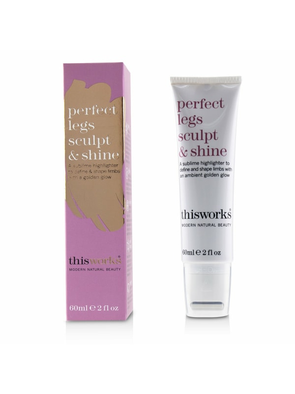 This Works Women's Perfect Legs Sculpt & Shine Hand Lotion