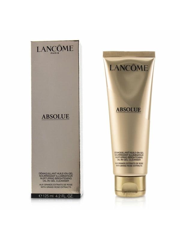 Lancome Women's Absolue Nurturing Brightening Oil-In-Gel Cleanser Face