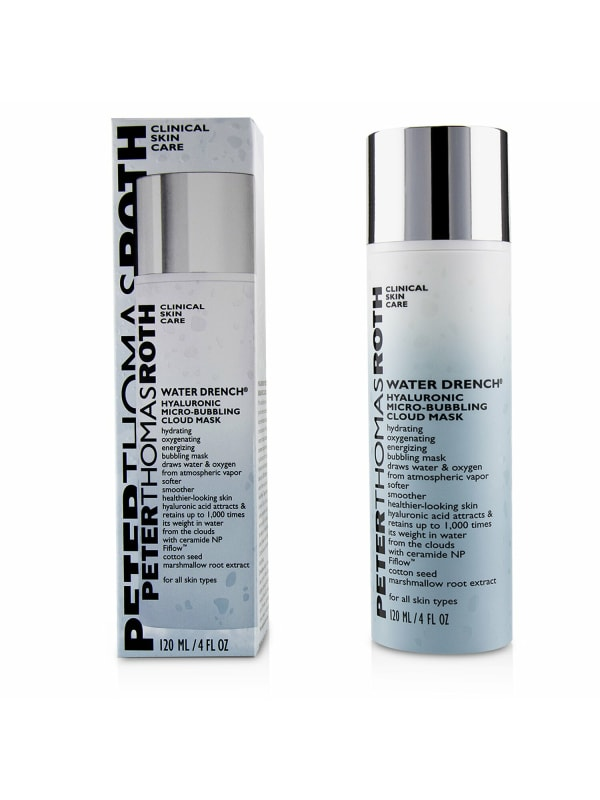 Peter Thomas Roth Women's Water Drench Hyaluronic Micro-Bubbling Cloud Mask