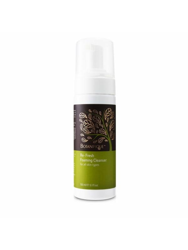 Botanifique Women's Re-Fresh Foaming Cleanser Face