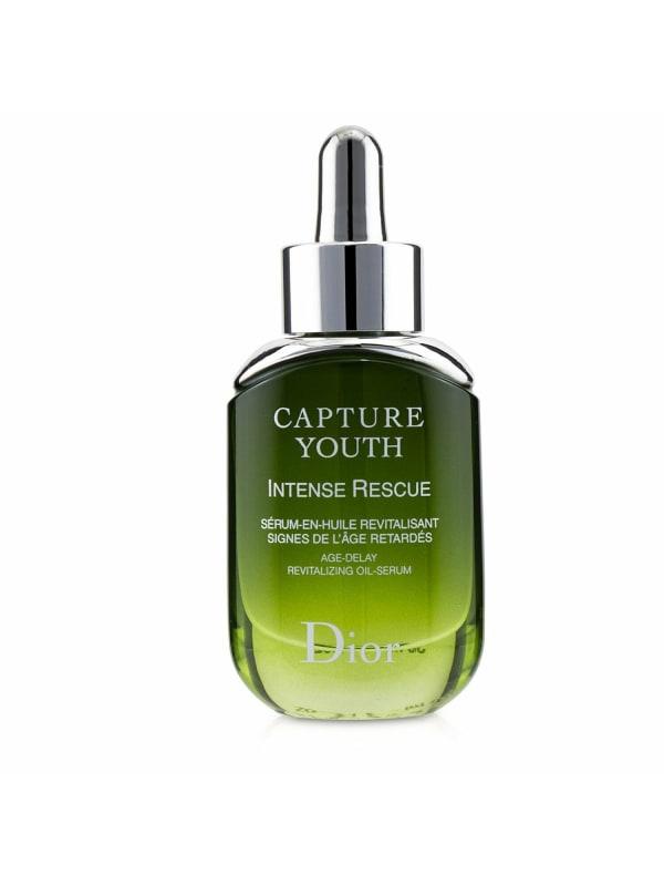 Christian Dior Women's Capture Youth Intense Rescue Age-Delay Revitalizing Oil-Serum Serum