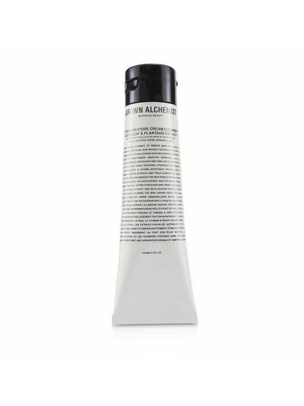 Grown Alchemist Women's Olive Leaf & Plantago Extract Hydra-Restore Cream Cleanser Face