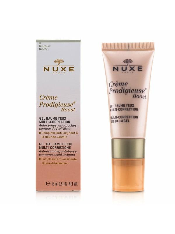Nuxe Women's Creme Prodigieuse Boost Multi-Correction Eye Balm Gel Gloss