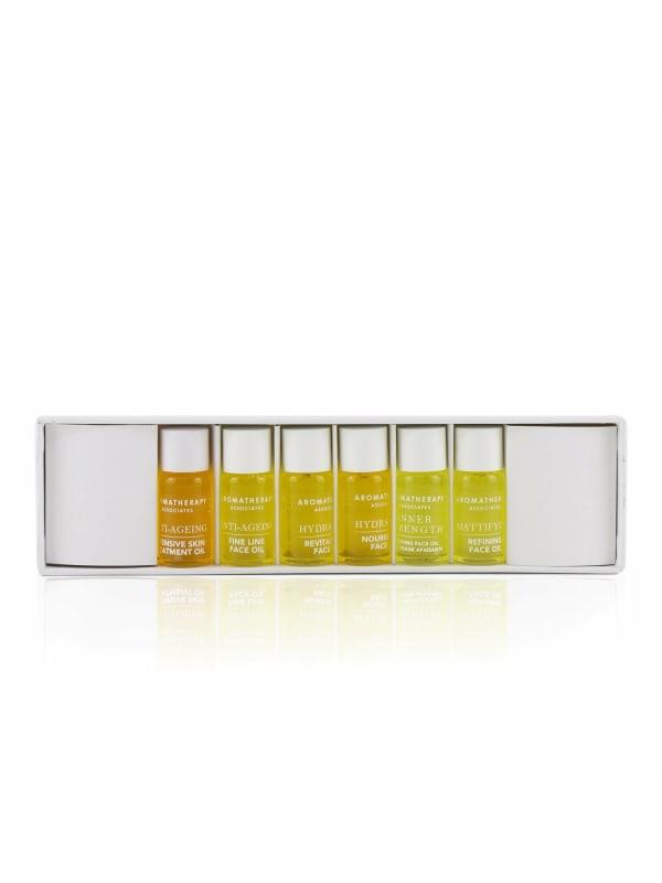 Aromatherapy Associates Women's Face Oil Collection Travel Kit