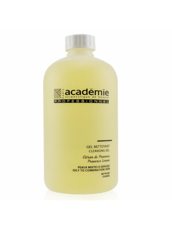 Academie Women's For Oily To Combination Skin (Salon Size) Cleansing Gel Face Cleanser