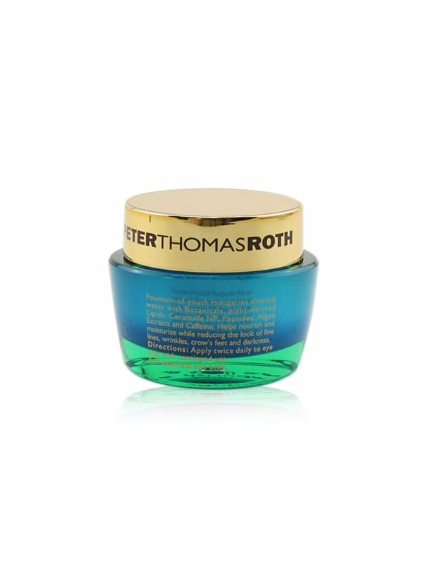 Peter Thomas Roth Women's Hungarian Thermal Water Mineral-Rich Eye Cream Gloss