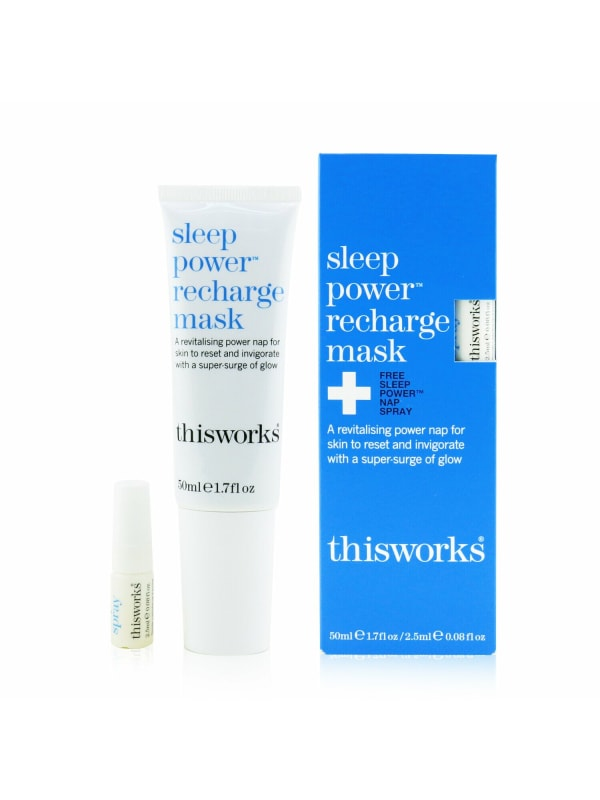 This Works Women's Sleep Power Recharge Mask