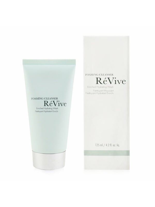 Revive Women's Foaming Cleanser Enriched Hydrating Wash Face
