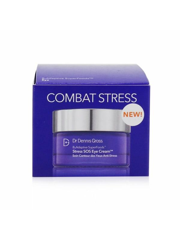 Dr Dennis Gross Women's B3 Adaptive Superfoods Stress Sos Eye Cream Gloss