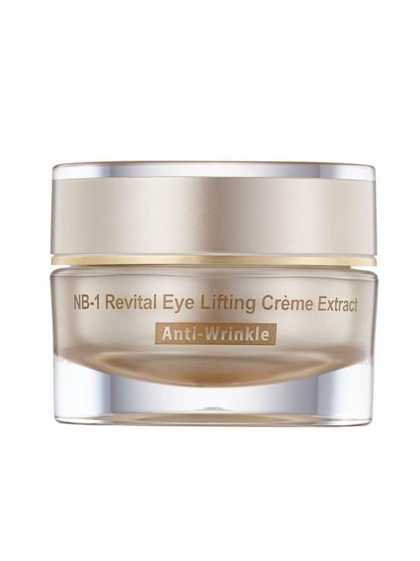 Natural Beauty Women's Revital Eye Lifting Creme Extract Gloss
