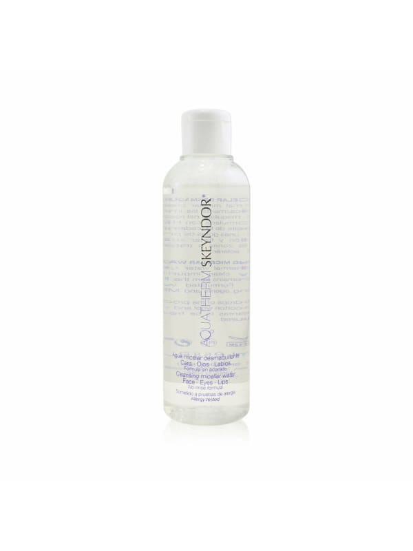 Skeyndor Women's For Face, Eyes, Lips Aquatherm Cleansing Micellar Water Face Cleanser