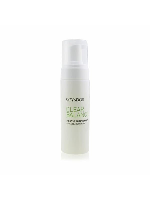 Skeyndor Women's Clear Balance Pure Cleansing Foam Face Cleanser