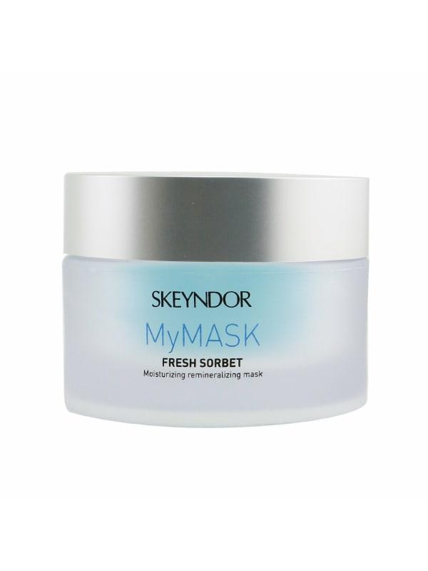 Skeyndor Women's Moisturizing & Remineralliizing Mask Mymask Fresh Sorbet