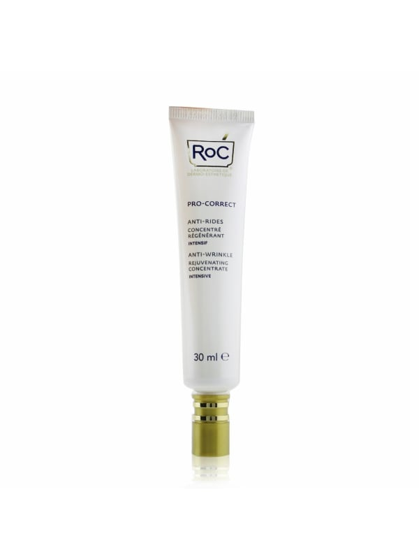 Roc Women's Retinol With Hyaluronic Acid Pro-Correct Ant-Wrinkle Rejuvenating Intensive Concentrate Serum