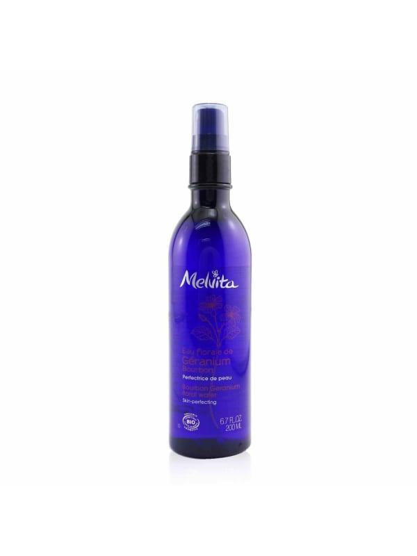 Melvita Women's Bourbon Geranium Floral Water Face Toner