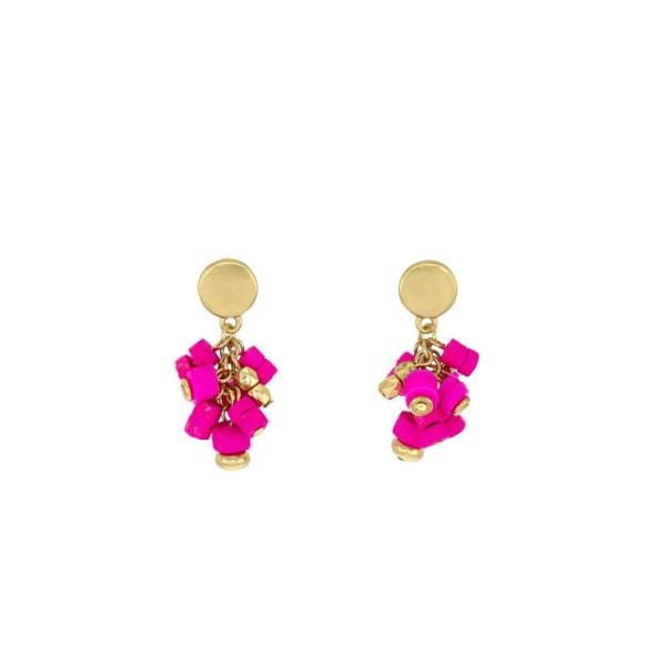 Carol Dauplaise Shaky Earrings