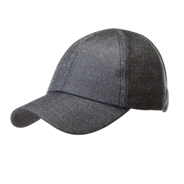 CC Metallic Stretchy Pony Cap