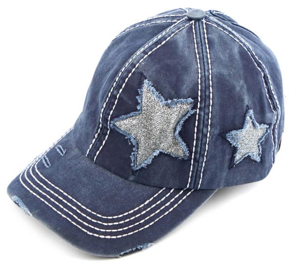 CC Trending Star Pony Cap