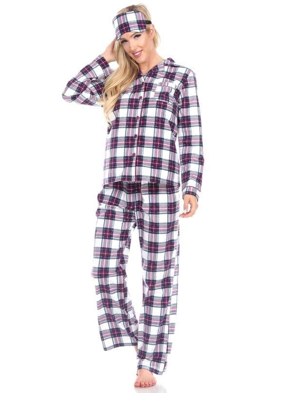 Three-Piece Pajama Set