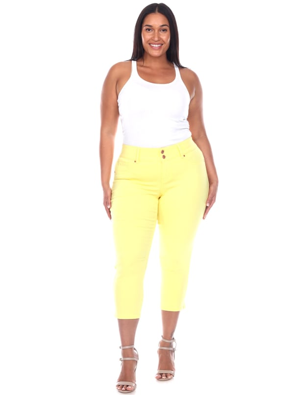 Super Stretchy Denim Jeans - Plus