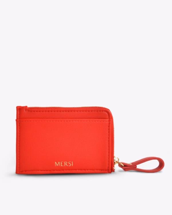 Mersi Roxy Card Holder - Vegan Leather