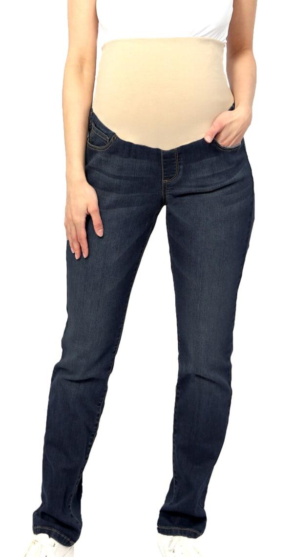 Three Seasons Maternity Slim Leg Denim Jean