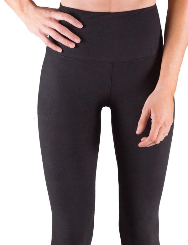 "Super Soft 5"" Waist Tummy Control Leggings - Plus"