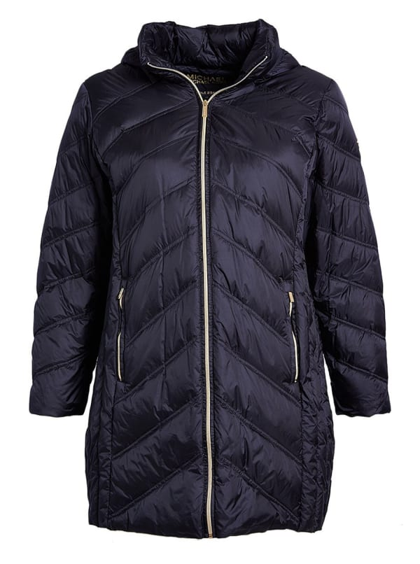 MK Puffer Down Lined Jacket
