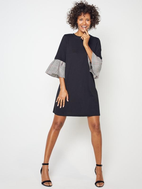 Knit Sheath Dress