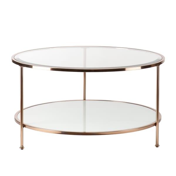 Blackburn Gold Coffee Table